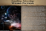 SomethingInteresting_WeirdFiction